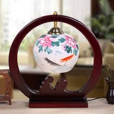 White Ceramic Bedroom Lamps Compare Prices On Chinese Porcelain Lamp Online Shopping Buy Low
