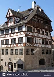 Haus Deutschland Deutschland Bayern Franken Nuernberg Albrecht Duerer Haus