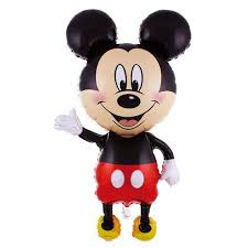airwalker balloons delivered 112cm mickey minnie balloon foil birthday party