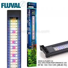 fluval led light 48 fresh plant 2 0 full spectrum performance led 59 w 122 153 cm 48