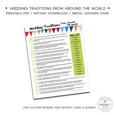 wedding quotes pdf wedding traditions from around the world bridal shower