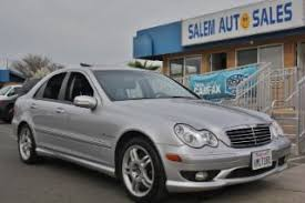 2004 mercedes c55 amg used 2004 mercedes c class for sale pricing features