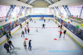 global synthetic ice