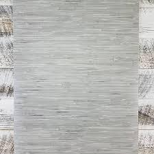 peel and stick grasscloth wallpaper peel and stick wallpops chic gray boho tibetan grasscloth