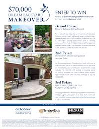 dream backyard makeover contest from archadeck maryland custom