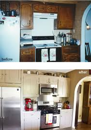 Single Wide Mobile Home Kitchen Remodel Ideas Kitchen Cabinets Makeover Stupefying 24 10 Diy Cabinet Makeovers