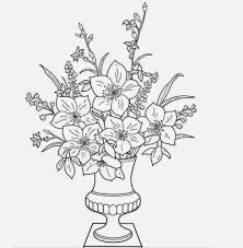 how to draw flowers in a vase roselawnlutheran