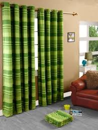 Green Striped Curtains 4 Kinds Of Green Striped Curtains
