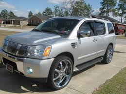 lifted nissan armada kdee1 2004 nissan pathfinder armada specs photos modification
