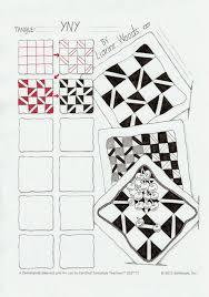 zentangle pattern trio 68 best zentangle y images on pinterest doodles zentangle