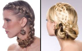 nice hairstyle for short medium hair with one hair band easy prom hairstyles for medium length hair hairstyle for women