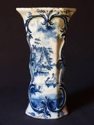 Antique Vases For Sale Hp Art Ceramic Porcelain Vase Flower Holder Imbedded Frog Signed