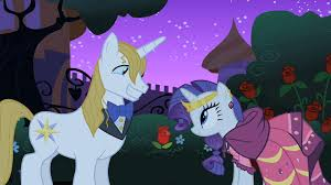 the adventures of the little prince prince blueblood my little pony friendship is magic wiki