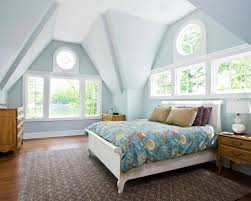architecture vaulted ceiling molding in creative paint colors for