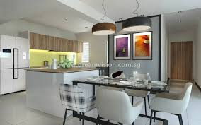 Bto Kitchen Design Hdb Bto Modern Blk 280b Sengkang East