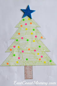 east coast mommy christmas tree crafts that kids will love
