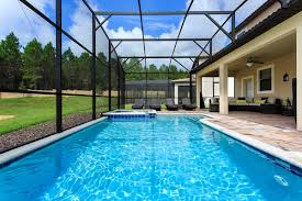 House Rental Orlando Florida by Champions Gate Villas Stunning 8 Bedroom 5 Bath Rental Sleeps 16