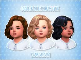 sims 4 hair cc georgiaglm