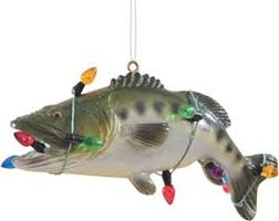 bass fish ornament home kitchen