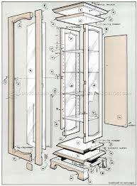 Mission Style Curio Cabinet Plans 4553 Best Kreg Jig Projects Images On Pinterest Woodworking