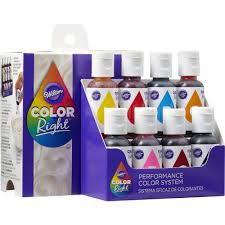 amazon com wilton color right performance color system 601 6200