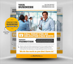 10 fabulous free business flyer templates free premium templates