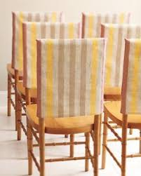 no sew chair back covers iron fabrics and chair covers
