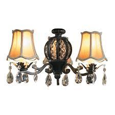 3 Light Ceiling Fan Light Kit by Eck898ag 3 Light Fan Light Kit