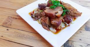 cuisiner des pieds de cochon comment cuire des pieds de porc