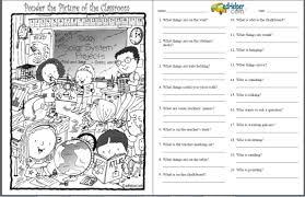 ponder hidden picture puzzles worksheets