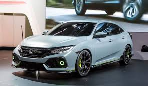 2017 honda civic type r making its way specs price release date