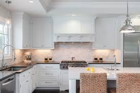 modern fireplace mantel shelf kitchen transitional with custom