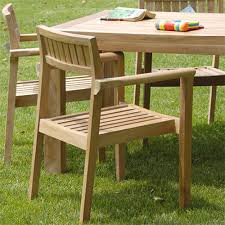 Teak Garden Table Cornwal