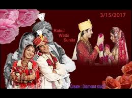 Wedding Album How To Design A Wedding Album Cover Front Page In Hindi Youtube