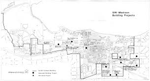 Uw Madison Campus Map Historic