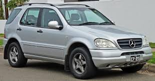 2001 mercedes benz m class information and photos zombiedrive