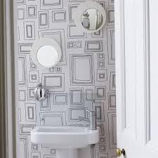 bathroom wallpaper designs bathroom design ideas seashell vinyl wallpaper designs for bathroom