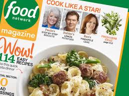 food network magazine april 2013 recipe index recipes and