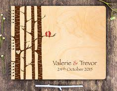 personalized guest book family tree guest book wedding personalized wedding guest book