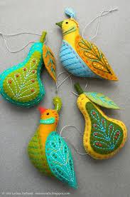 633 best felt ornaments images on pinterest felt ornaments felt