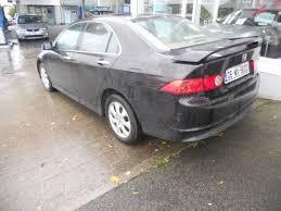 2006 black honda accord used honda accord 2006 2 2 executive 4dr for sale in wexford