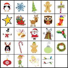 christmas christmas printable cards memory game free funnyo