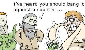 hedge lewis michael fry comic strips