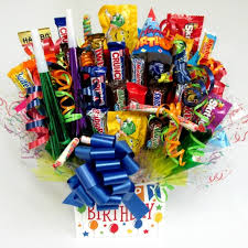 candy bouquet delivery candyblast