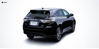 difference between lexus and toyota harrier toyota harrier zion auto gallery