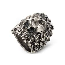 metal lion ring holder images Lion head ring gucci fashion rings 398601i46008233 jpg