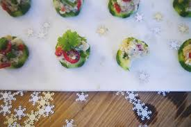 bases for canapes chilli crab canapés