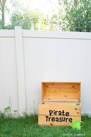 Diy Plans Toy Box by Diy Treasure Chest Toy Box A Houseful Of Handmade