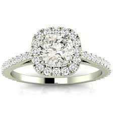 big diamonds rings images Big diamond platinum engagement rings lovetoknow jpg