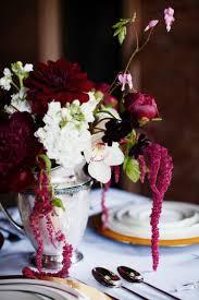 Decoration Florale Mariage Décoration Florale Pour Table Idées Mariages En Automne